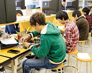 電気設備学習室