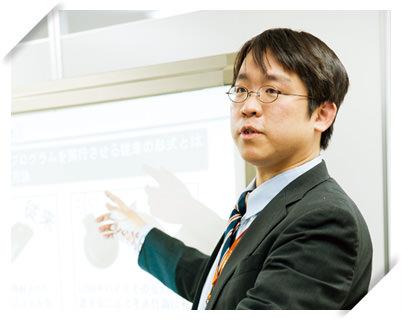 株式会社ナニワ計算センターで情報セキュリティに取り組む卒業生