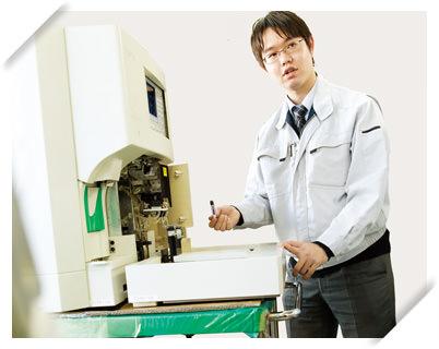 電子工学科の卒業生