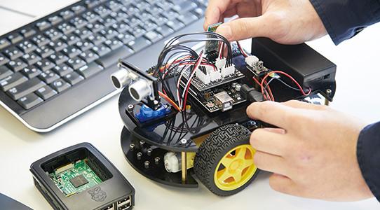 電子回路を設計